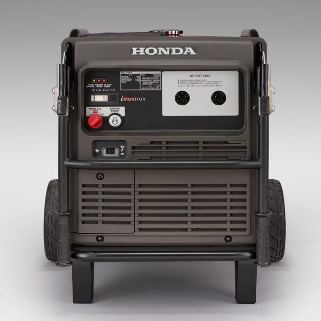 Инверторная станция Honda EU70iS (4) в Богородицке