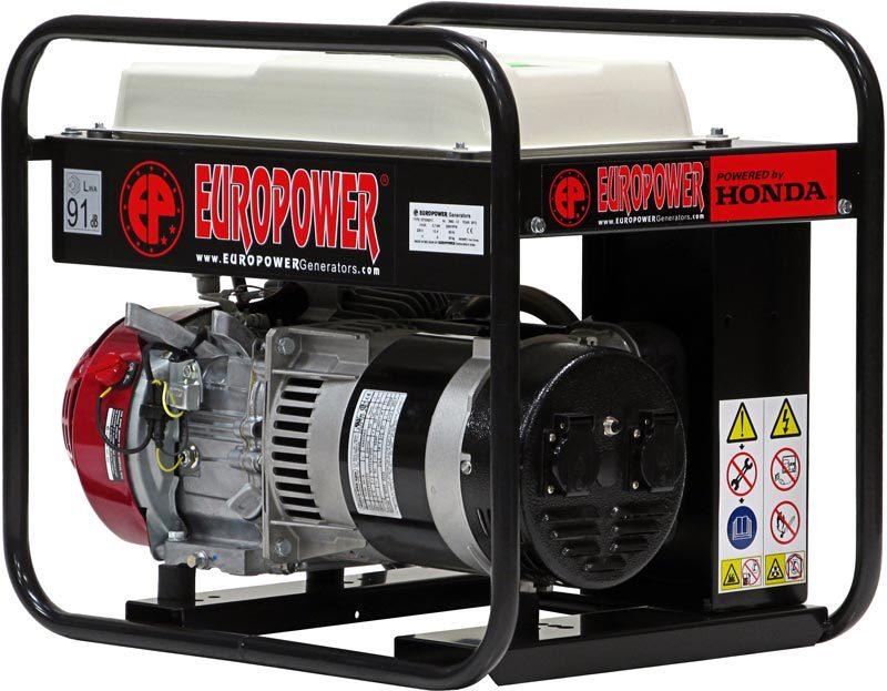 Генератор бензиновый Europower EP 3300/11 (2) в Богородицке