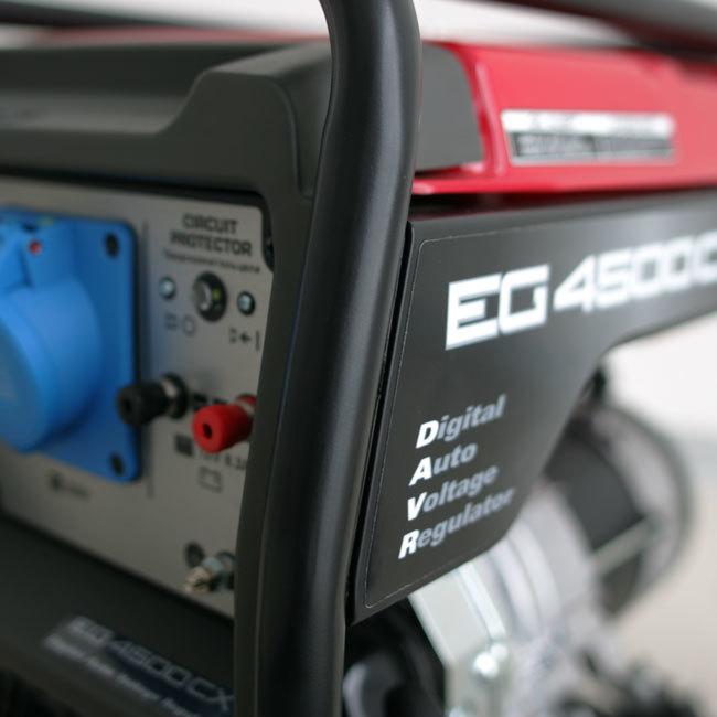 Бытовая электростанция Honda EG4500CX (5) в Богородицке