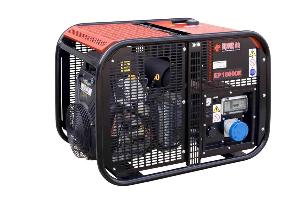 Генератор бензиновый Europower EP 16000 E в Богородицке