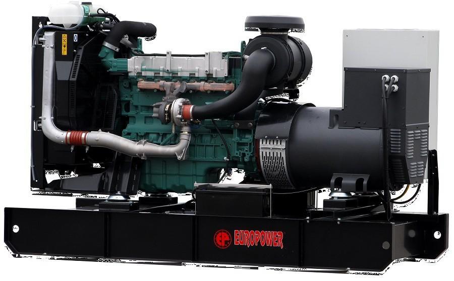 Генератор дизельный Europower EP 250 TDE в Богородицке
