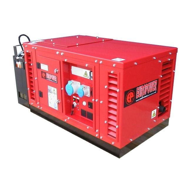 Генератор бензиновый Europower EPS 10000 E в Богородицке