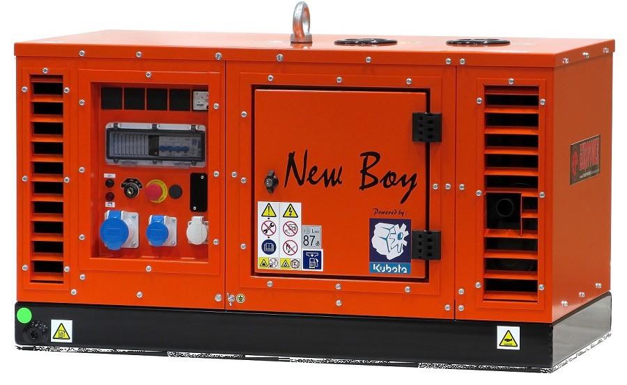 Генератор дизельный Europower EPS 103 DE/25 серия NEW BOY в Богородицке