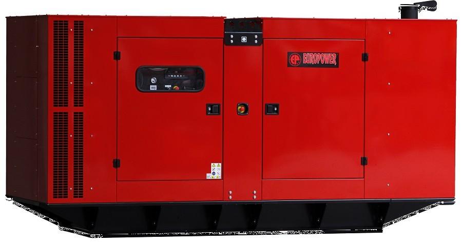 Генератор дизельный Europower EPS 315 TDE в Богородицке
