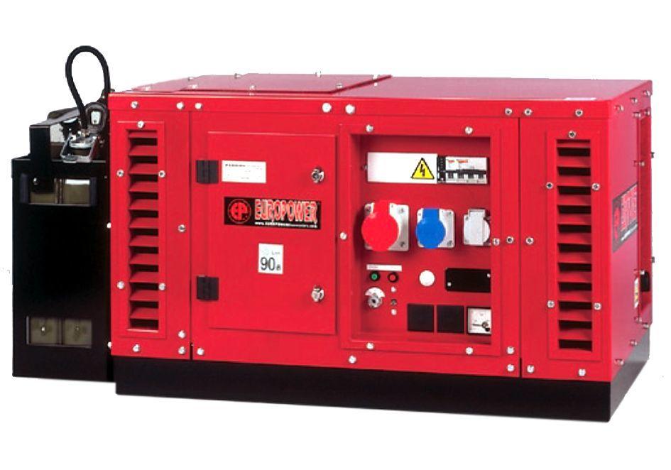 Генератор бензиновый Europower EPS 6000 E в Богородицке