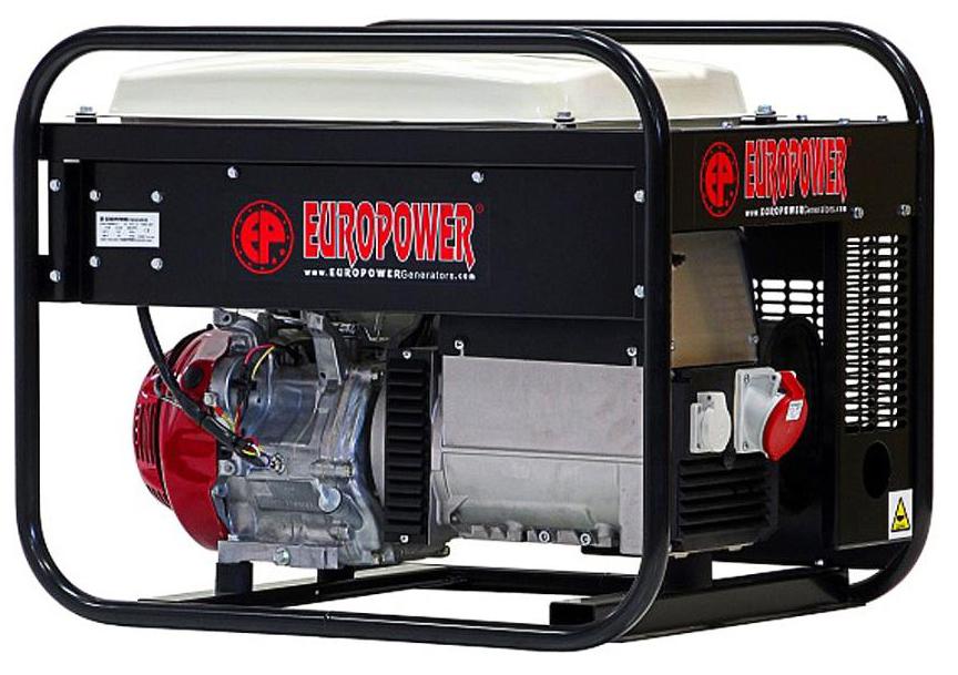 Генератор бензиновый Europower EP 6500 TLN в Богородицке
