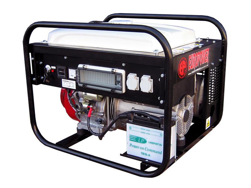 Генератор бензиновый Europower EP 7000 LE в Богородицке