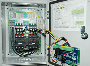 Автоматика ТКМ-V3 с ИУ3с + ПБ3-10 (EG5500) (2) в Богородицке