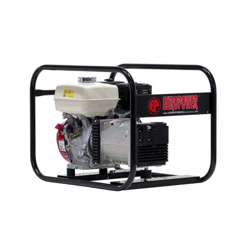 Генератор бензиновый Europower EP 4100E в Богородицке