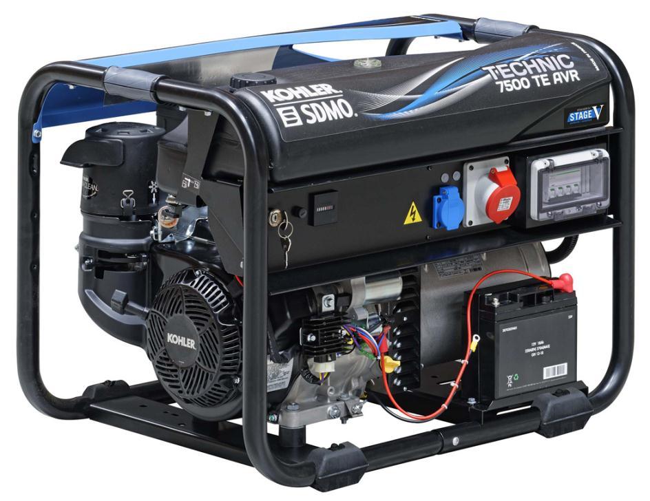 TECHNIC 7500 TE AVR в Богородицке